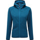 """Mountain Equipment W's Lantern Hooded Jacket Lagoon Blue"""